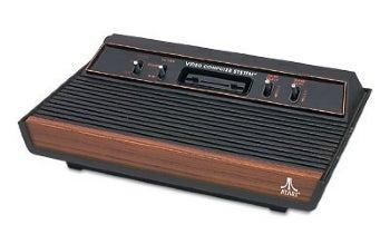 Atari Video Computer System (Atari 2600)