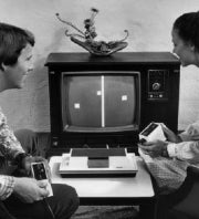 Pong and other collectible technology