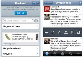 The Official Twitter iPhone App is Officially Here | PCWorld