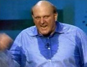 Microsoft CEO Steve Ballmer, Apple