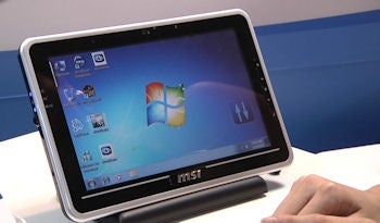 MSI Unveils Windows 7 and Android Tablets, Prototype 'Sketch Pad ...