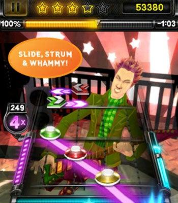 Guitar Hero iPhone