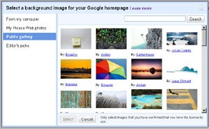 Google Home Page Images