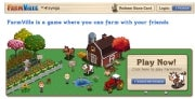 Zynga's FarmVille is one of Facebook's most popular applications.