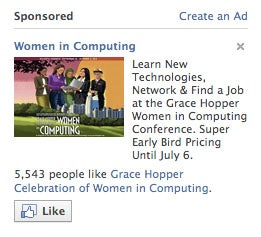 Facebook advertisers pay good money to target their ads to your profile characteristics.