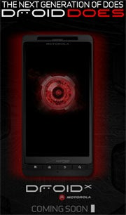 Verizon Droid X Smartphone