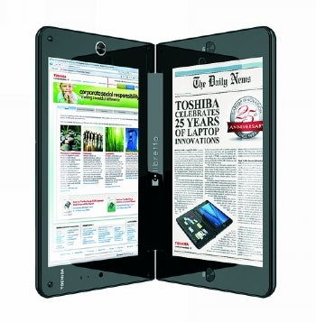 Toshiba's Innovative Two-Screen Libretto Tablet: What You ...