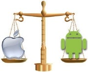 Apple vs. Android: It's All Relative