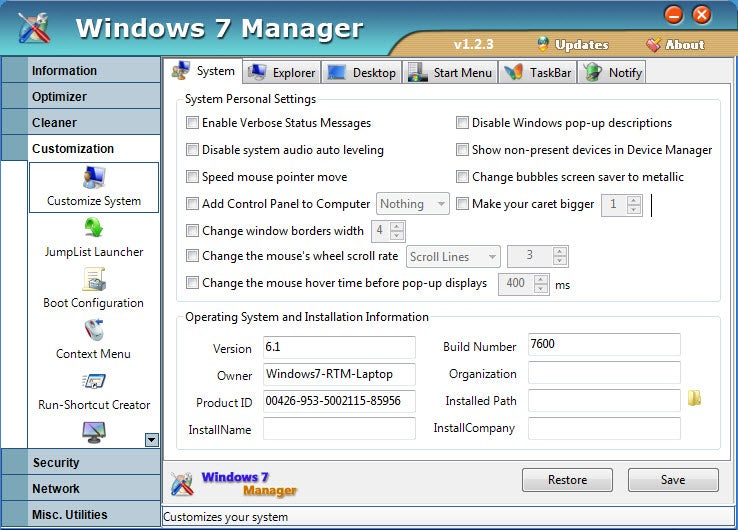 Free Graphics Download For Windows 7