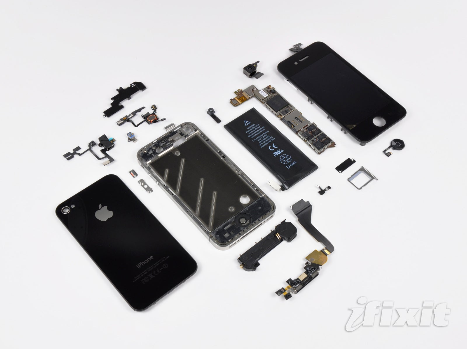 Iphone S Microphone Replacement Ifixit