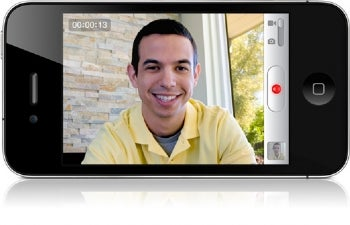 iPhone videoconferencing