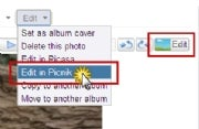 Picnik Photo Editing Comes To Picasa Web