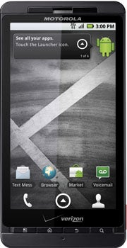 Droid X Apps