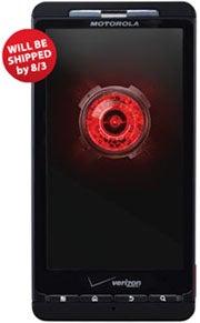 Motorola Droid X Verizon