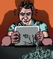 iPad Web site data leak