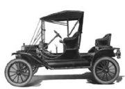 1912 Model T Roadster