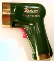 Zenith Flash-Matic TV Remote