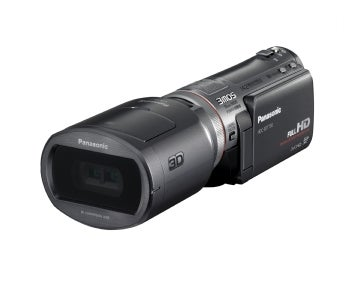 Panasonic Goes 3D With New Camcorder and G-Series Lens   PCWorld