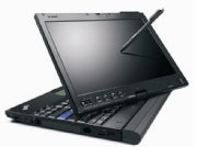 A Lenovo ThinkPad