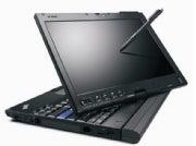 A Lenovo ThinkPad