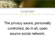 Diaspora: Like an Open Source Facebook