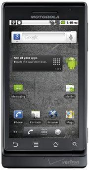 Motorola Droid Android 2.2