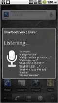Motorola Droid Bluetooth Voice Dial