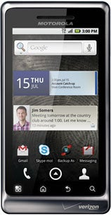 Verizon's Motorola Droid 2 to Debut This Week