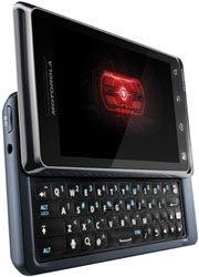 Motorola Droid 2 Keyboard