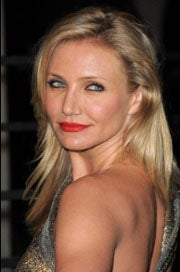 Cameron Diaz McAfee Most Dangerous Celebrities
