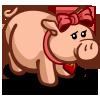 FarmVille pig