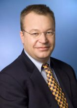 Microsoft's Stephen Elop will soon be running the show for Nokia.