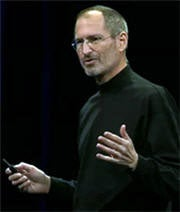 Steve Jobs Ninja Throwing Stars