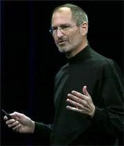 Steve Jobs Ninja Throwing Stars