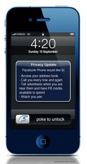 Facebook Denies Phone in the Works: Rumors Persist