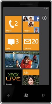 The tiles interface of Windows Phone 7 fundamentally changes the way we work with smartphones.
