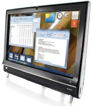 HP TouchSmart 600 Quad