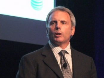 AT&T emerging devices VP David Haight