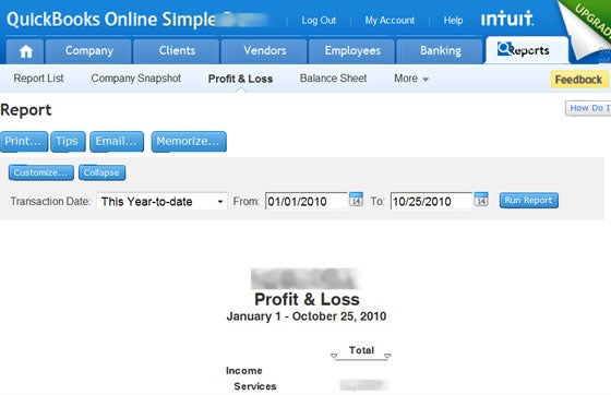 QuickBooks Simple Start can do the trick if you're self-employed and don't need online banking support.