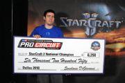 "Jonathan ""Jinro"" Walsh of Team Liquid winning MLG Dallas."