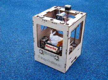 Makerbot's Cupcake CNC Model