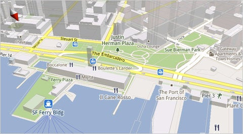 Google Maps Update Deals Another Blow to GPS | PCWorld on