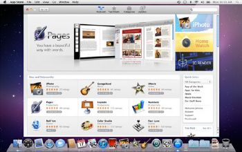 Microsoft is contemplating offering Microsoft Office 2011 through the Mac App Store.