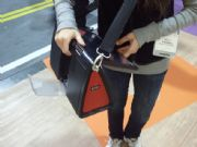 Shoulder bag boom box