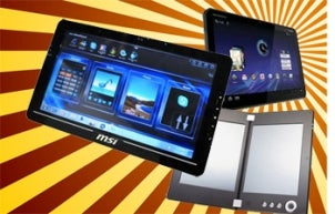 Tablet revolution
