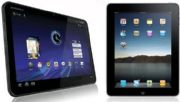 Motorola Xoom vs. Apple iPad