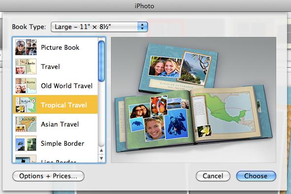 iphoto calendar templates - iphoto book templates apple releases ilife 39 11 macworld