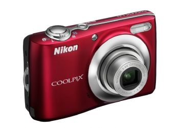 Nikon Coolpix L24 point-and-shoot camera