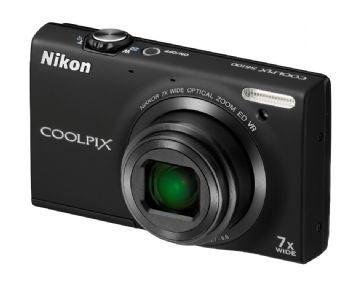Nikon Coolpix S6100 camera