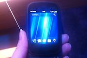 HP Veer smartphone